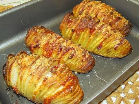 sfogliatelle di patate con speck e paprika - ricetta