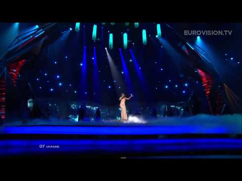 Ukraine - Powered by http://www.eurovision.tv Ukraine: Zlata Ognevich - Gravity live at the Eurovision Song Contest 2013 Semi-Final (1)