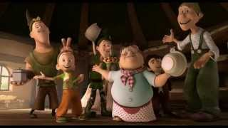Fairytale: Story of the Seven Dwarves - clip 1
