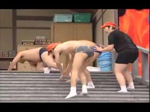 không thể nhịn cười với trò chơi của người Nhật