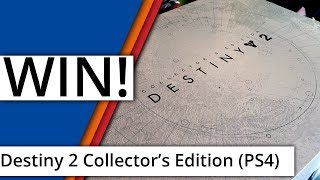 Win a Destiny 2 Collector's Edition and Tickets to the SA Launch Event