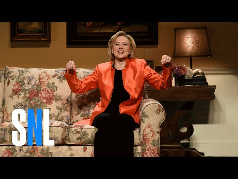 Hillary Clinton Spoof on SNL- Comedy!