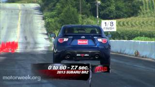 Road Test: 2013 Subaru BRZ