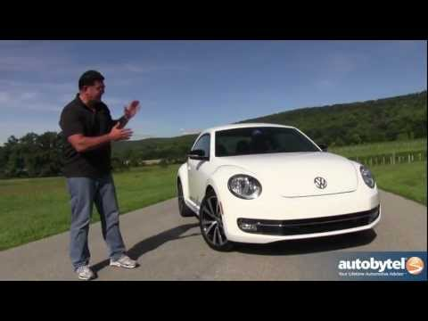 2012 Volkswagen Beetle: Video Road Test and Review