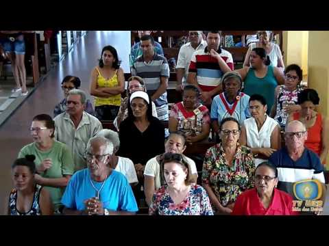 Basílica Santuário de Nossa Senhora das Dores -  Missa do dia 25/01/2017 9h