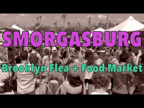 Smorgasburg Brooklyn Flea Food Market