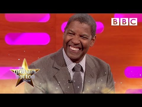 How Do You Pronounce 'denzel'? - The Graham Norton Show - Series 12 Episode 12 Preview - Bbc One