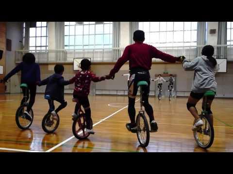 堺市立八田荘小学校一輪車クラブ