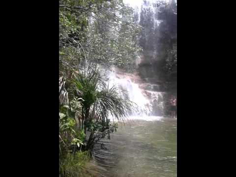 Cachoeira em Francisco Dumont-MG