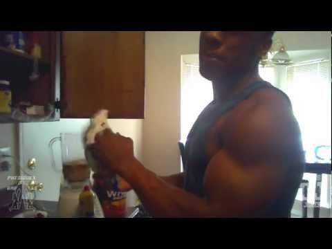 New Preworkout Supplement & Preworkout Shake (during cutting diet)