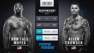 Video FREE FIGHT | Crowder Drops Vicious Elbows | DWTNCS Week 8 Contract Winner MP3, 3GP, MP4, WEBM, AVI, FLV Juni 2018