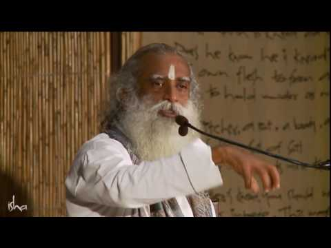 Sadhguru-Beware Of the Type Of Women You Bring Home