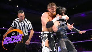 Nonton Mustafa Ali Vs  Buddy Murphy  Wwe 205 Live  May 8  2018 Film Subtitle Indonesia Streaming Movie Download