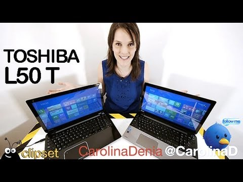 Toshiba - Síguenos: Blog clipset http://www.clipset.net Twitter http://www.twitter.com/clipset Facebook https://www.facebook.com/pages/clipset/113570998656368 YouTube ...