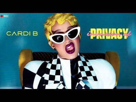 Cardi B New Album! Invasion Of Privacy Full!