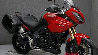 3. 2012  TRIUMPH  TIGER 1050 SE W/ABS  - National Powersports Distributors