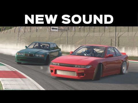 FM7 | Drift Build | Rocket Bunny '97 BMW E36 M3 - New sound &  Mugello