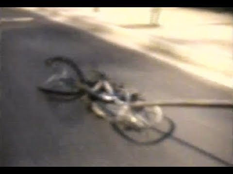 Bike Dragging - 8mm Vhs (vhs Classics)