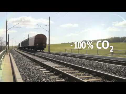 Climate protection: Eco solutions of DB Schenker