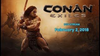 Conan Exiles — детали запуска и планы на будущее