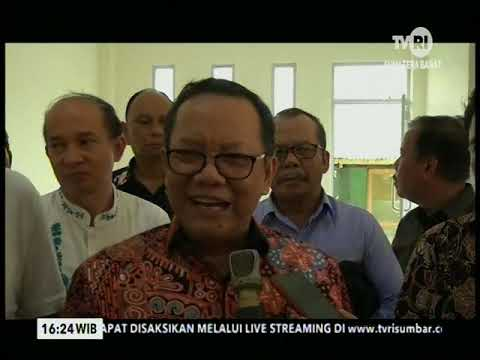 Puncak hari Koperasi ke 72 Sumatera Barat