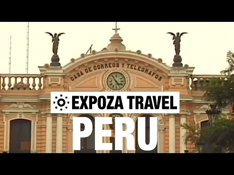 Peru Vacation Travel Video Guide