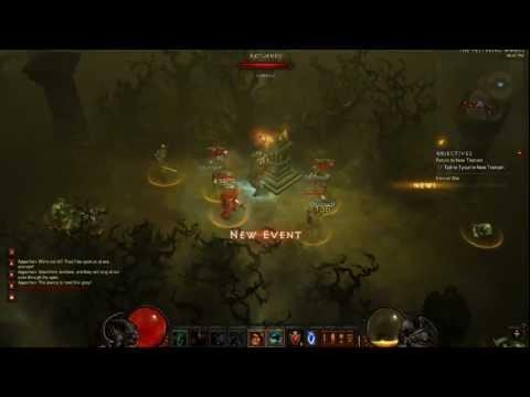 Diablo 3 - Eternal war event