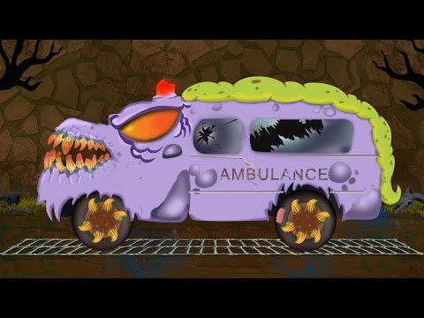 Video scary ambulance   formation and uses   Halloween video for kids download in MP3, 3GP, MP4, WEBM, AVI, FLV January 2017
