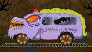 Video scary ambulance | formation and uses | Halloween video for kids MP3, 3GP, MP4, WEBM, AVI, FLV Juli 2017