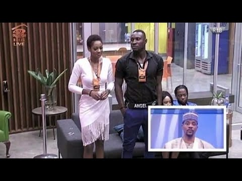 Ahneeka, Angel Evicted From BBNaija House