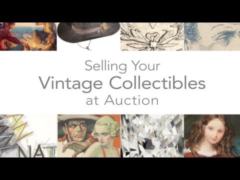 video:Heritage Auctions (HA.com) -- Selling Your Vintage Collectibles at Auction