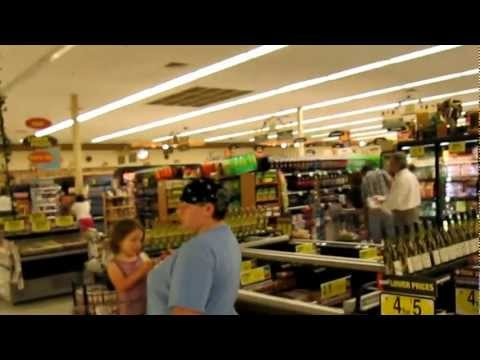 Shopping at Frys Grocery Store DRUNK in Arizona!
