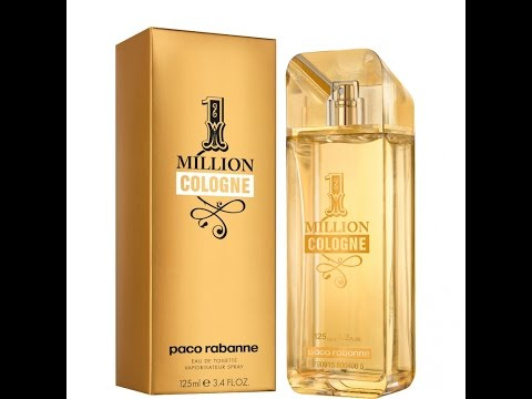 One Million Cologne by Paco Rabanne
