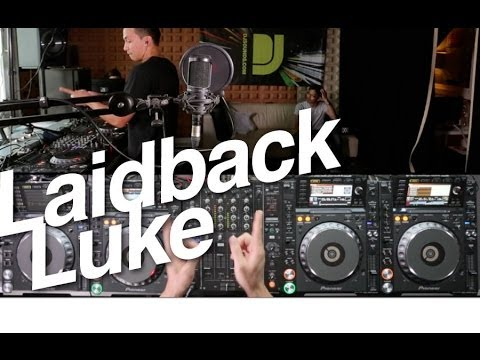 Laidback Luke DJSounds show 2013