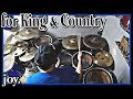Download Video for King and Country - Joy - Drum Cover