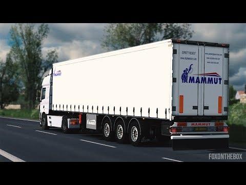 Iranian Mammut Transit Trailer 1.35.x
