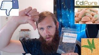 Marijuana Edible Review: EdiPure Watermelon Tarts 250 mg by  Weeats Reviews