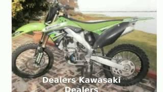 4. 2012 Kawasaki KX 100 Specs