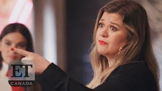 Video Kelly Clarkson Called 'Small-Minded' By 'The Voice' Contestant MP3, 3GP, MP4, WEBM, AVI, FLV Juni 2018