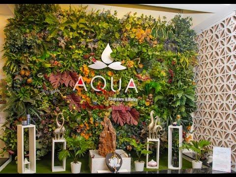 Làm đẹp và thư giãn cùng Aqua spa