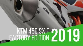 9. 2019 KTM 450 SX F Factory Edition | Top Speed Motocross