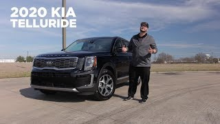 2020 Kia Telluride - First Look