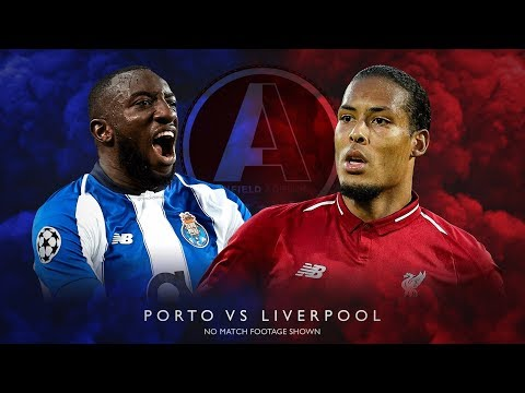 PORTO VS LIVERPOOL LIVE WATCHALONG