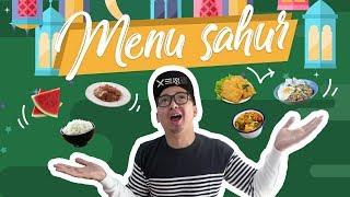 Video 30 MENU SAHUR !!! MP3, 3GP, MP4, WEBM, AVI, FLV Juni 2018