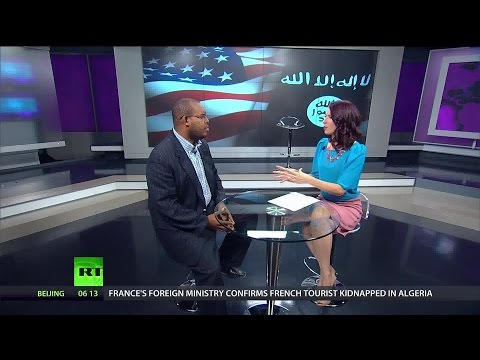 when - Abby Martin Breaks the Set on No-Knock SWAT Raids, Climate Change March, ISIS Spreading & Banned Books Week 2014. LIKE Breaking the Set @ http://fb.me/JournalistAbbyMartin FOLLOW Abby Martin...