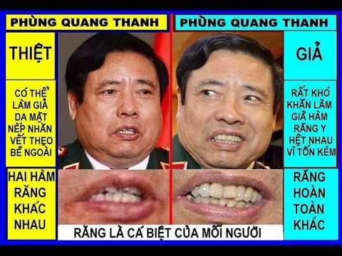 """Phùng  Quang Thanh tại """"khát vọng đoàn tụ """" thật hay giả?"""