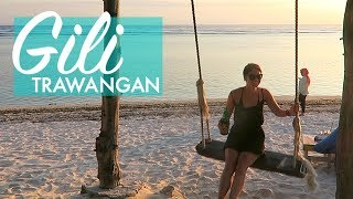 "Vlog 6 of my backpacking trip through Bali/Lombok/Indonesia! People call Gili Trawangan the party island, but I found it to be a lot more than just partying. My experience watching the sunset, hanging out with locals, and watching sunrise with my new friend Jen. Jen - http://instagram.com/bikramburrellgirlHelp keep me on the road by buying some stickers! http://marijohnson.info/shopMY LINKS -------------------------------------------------------------------------WEBSITE & STORE - http://marijohnson.infoINSTAGRAM - http://instagram.com/marijohnsonTWITTER - https://twitter.com/missmarijohnsonFACEBOOK - https://www.facebook.com/captainslogtravelsSNAPCHAT - mari.johnsonCAMERAS I USE ------------------------------------------------------------------- Canon G7X- http://amzn.to/2uj8ir5 & https://youtu.be/OZkwodK2_G8 (my review) - Joby GorillaPod tripod- http://amzn.to/2skbku0- GoPro Hero 4 Silver- http://amzn.to/2tDf3qdMUSIC -----------------------------------------------------------------------------I'm always looking for music to feature in my videos! If you're a musician and are interested, email me at missmarijohnson@gmail.com. Thanks!Featuring music by: Dj Quadshttps://soundcloud.com/aka-dj-quadsLET'S HELP EACH OTHER  ------------------------------------------------------GET $15 OFF LYFT! https://www.lyft.com/invite/MARIJOHNSON?route_key=invite&v=OUTGET A FREE AUDIO BOOK! http://www.audibletrial.com/mari Two of my favorite travel books are ""On the Road"" by Jack Kerouac and ""Wild"" by Cheryl Strayed. Listen to one on me!GET $40 OFF AIRBNB! www.airbnb.com/c/marij26When you sign up with this link and book your first place!GET $25 OFF BOOKING.COM! https://www.booking.com/s/f0381de8When you book using this link!*Disclaimer: I receive small commissions from these links which help me travel and in return, create more content for you. Your support is very much appreciated!ABOUT ME ------------------------------------------------------------------------Californian in a constant state of wanderlust, currently traveling the world, mostly solo. I'm here to share my adventures and give you tips about travel, culture, language, and life."