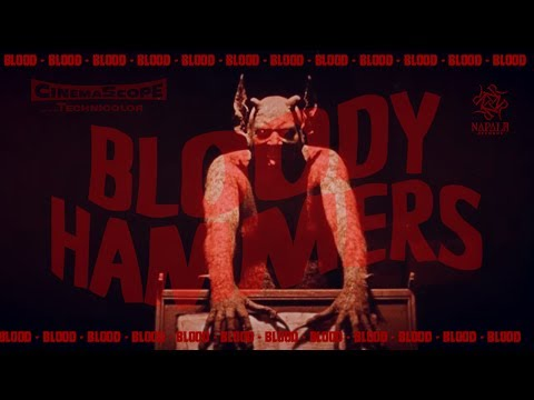 BLOODY HAMMERS - Blood (Official Video) | Napalm Records