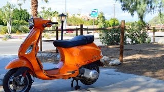 2. 2010 Vespa S150 For Sale www.samscycle.net