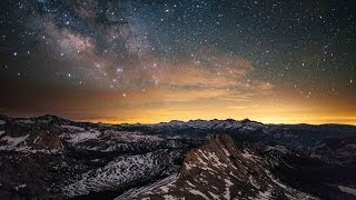 Yosemite National Park Timelapse Will Blow You Away